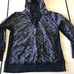 Maurices Plus Size 1 Hoodie with Pocket